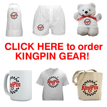 The kingpin gear